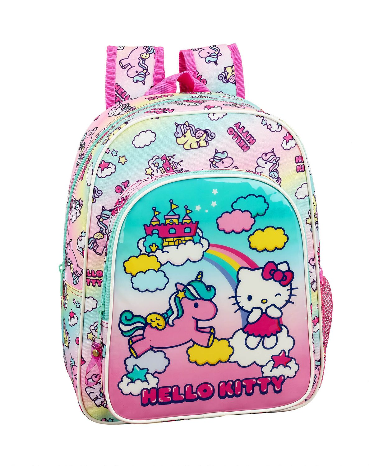 Hello Kitty Candy Unicorn Backpack 34cm – image 1