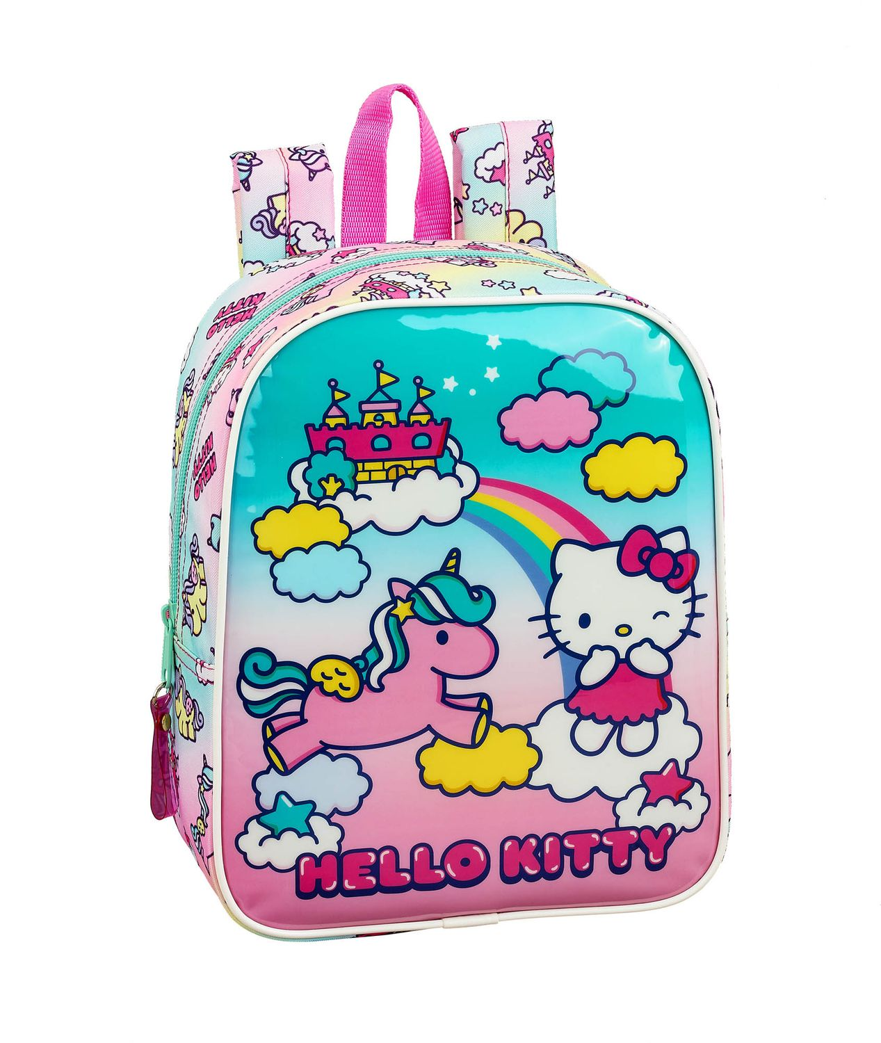 Hello Kitty Candy Unicorn Junior Backpack 27cm – image 1