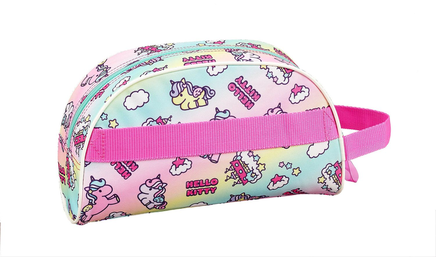 Hello Kitty Candy Unicorn Wash Travel Bag – image 2