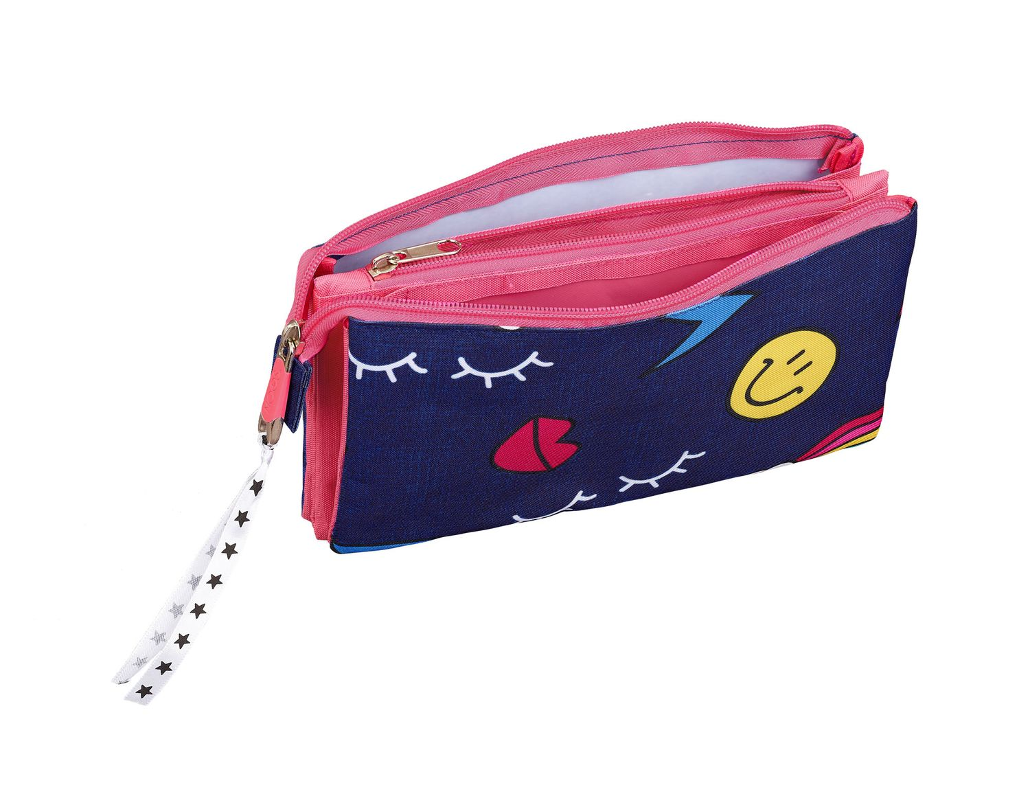 Triple Pencil Case MOOS Dreams – image 2