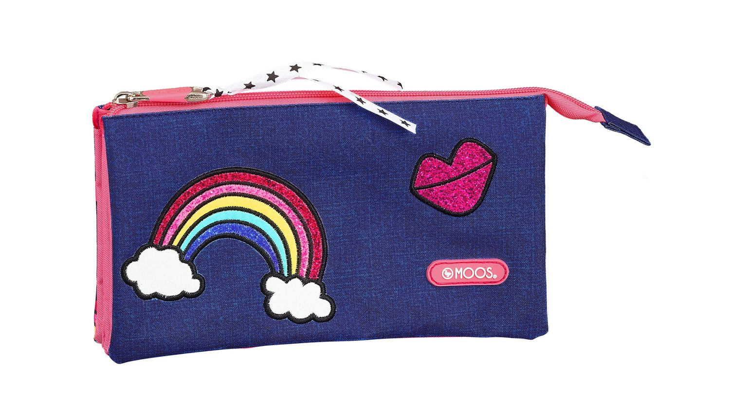 Triple Pencil Case MOOS Dreams – image 1