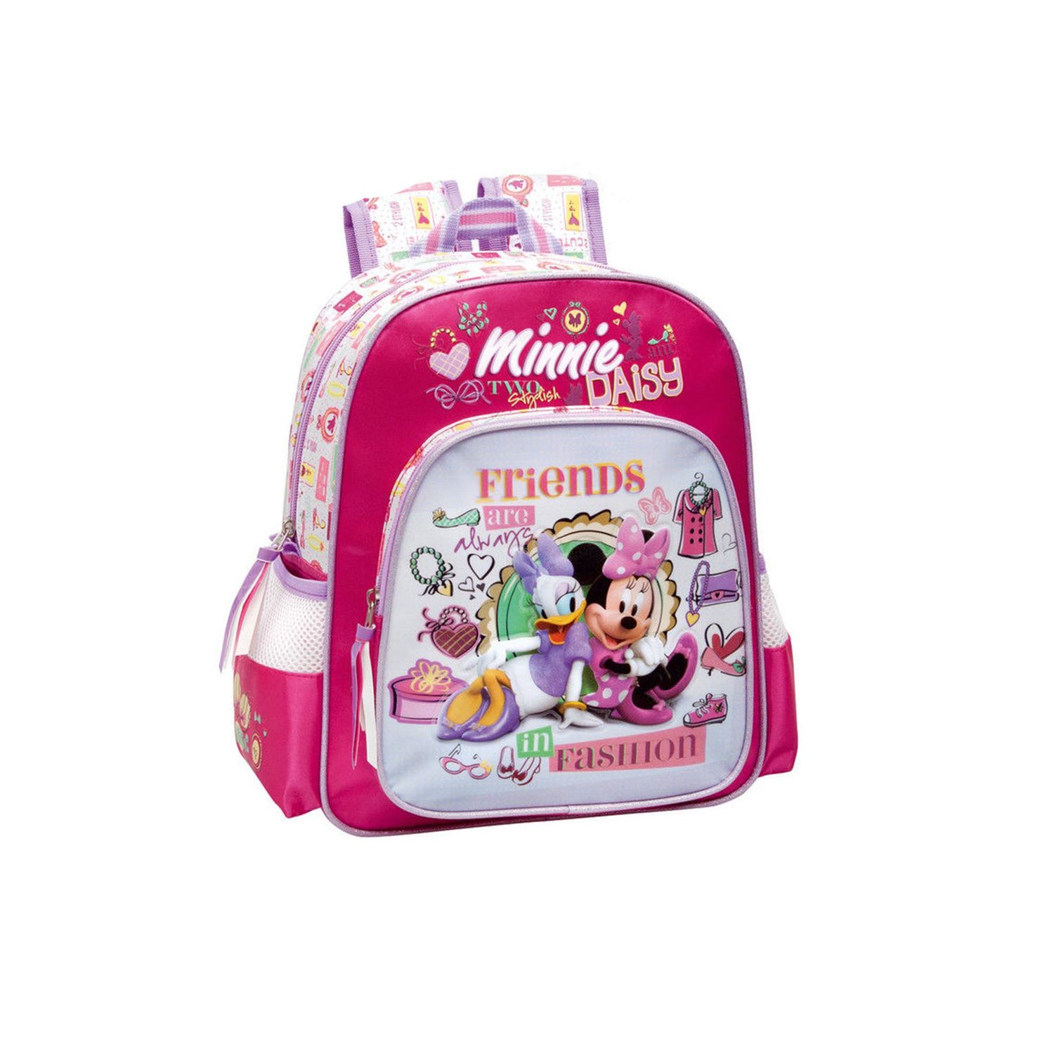 Minnie Mouse Daisy Premium Junior Backpack