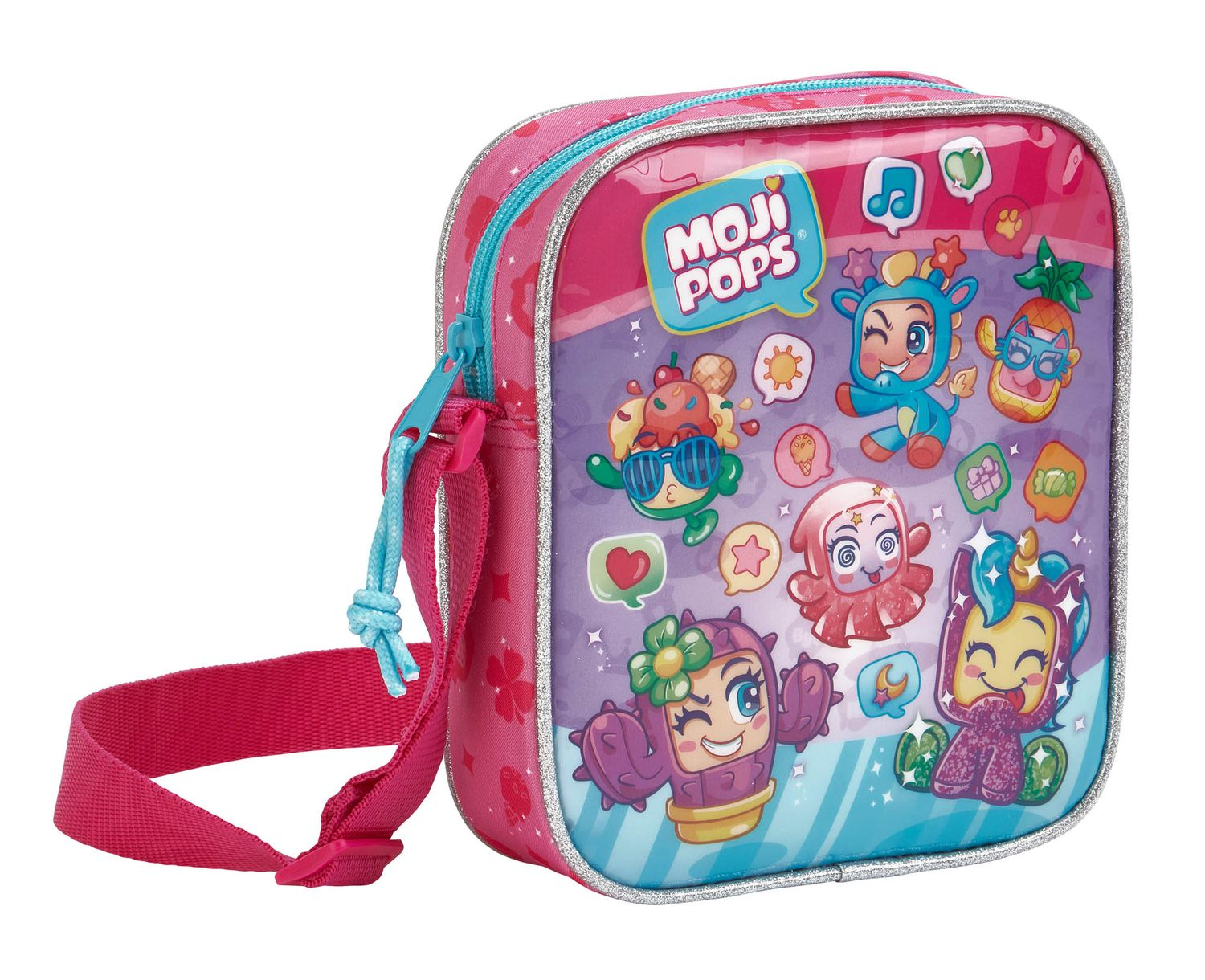 MOJIPOPS Mini Shoulder Bag 18cm – image 1