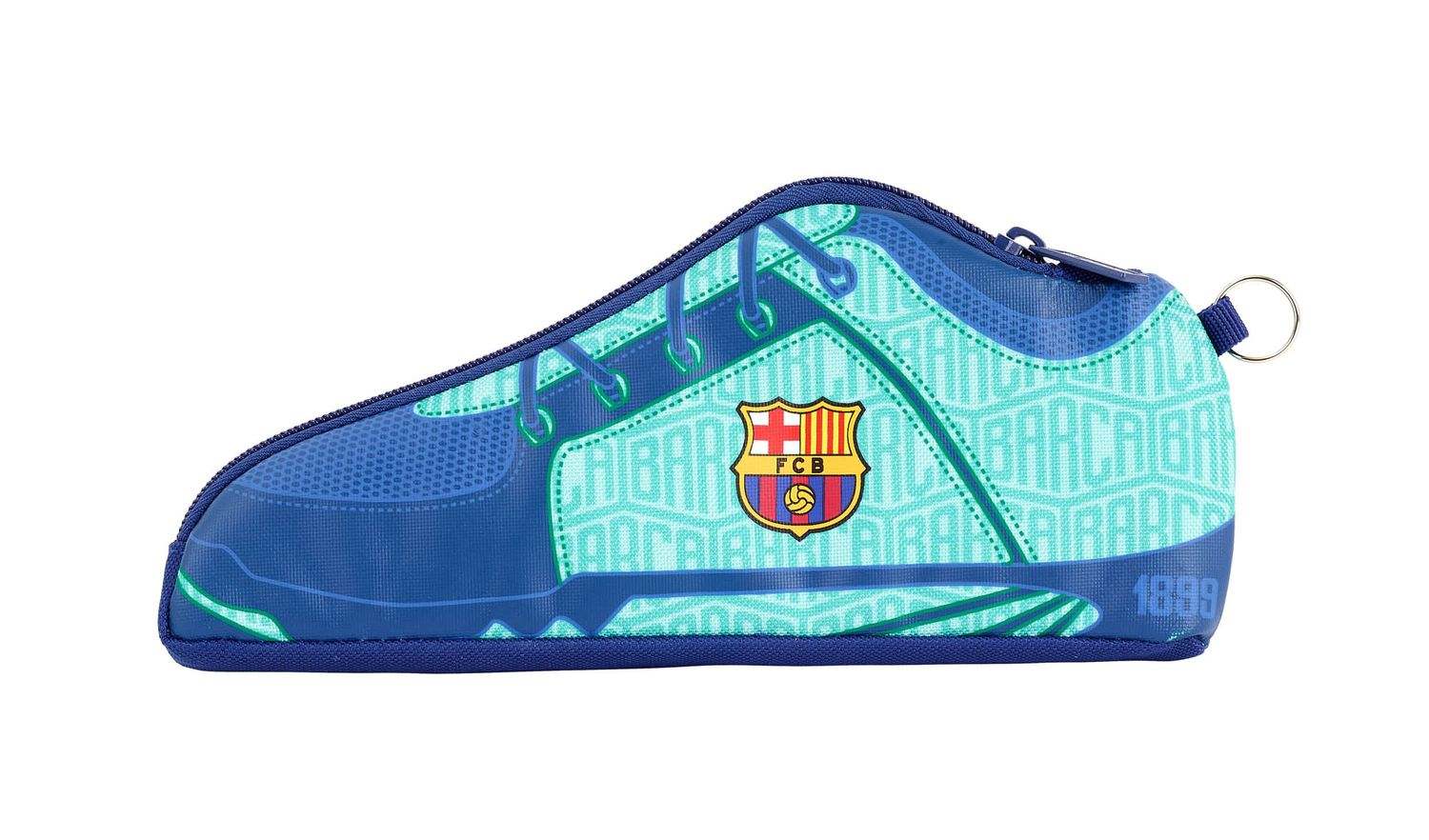 FC Barcelona 2020 2nd Kit Shoe Shaped Pencil Case – image 2