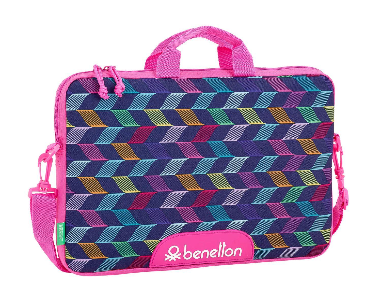 BENETTON Laptop Bag 15.6'' ONDAS – image 1