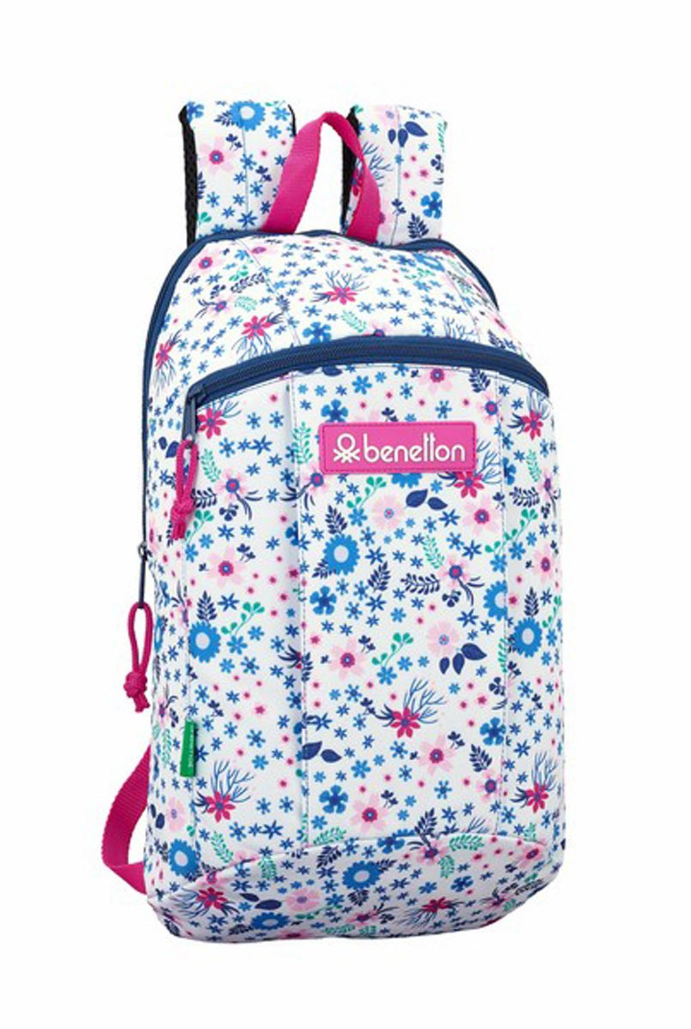 BENETTON Backpack 39cm BLOOM – image 1