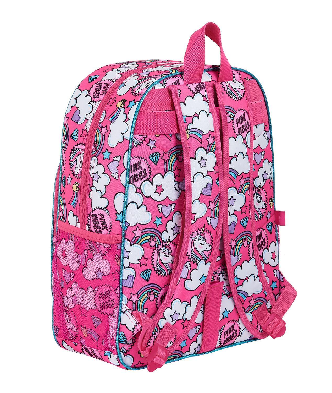 Disney MINNIE MOUSE UNICORNS Backpack Rucksack 42cm – image 2