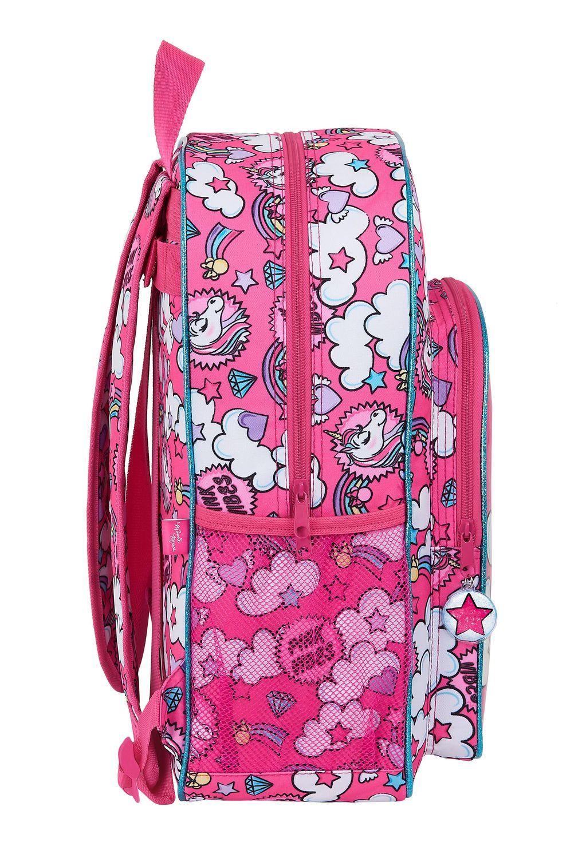 Disney MINNIE MOUSE UNICORNS Backpack Rucksack 42cm – image 4