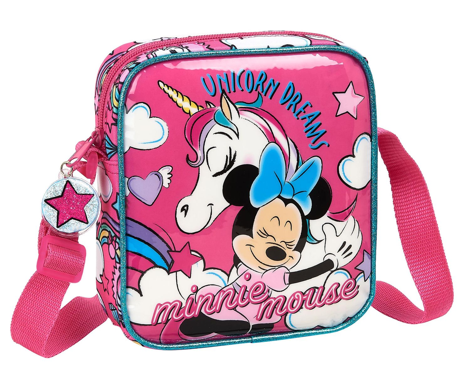 Disney MINNIE MOUSE UNICORNS Shoulder Bag 18cm – image 1