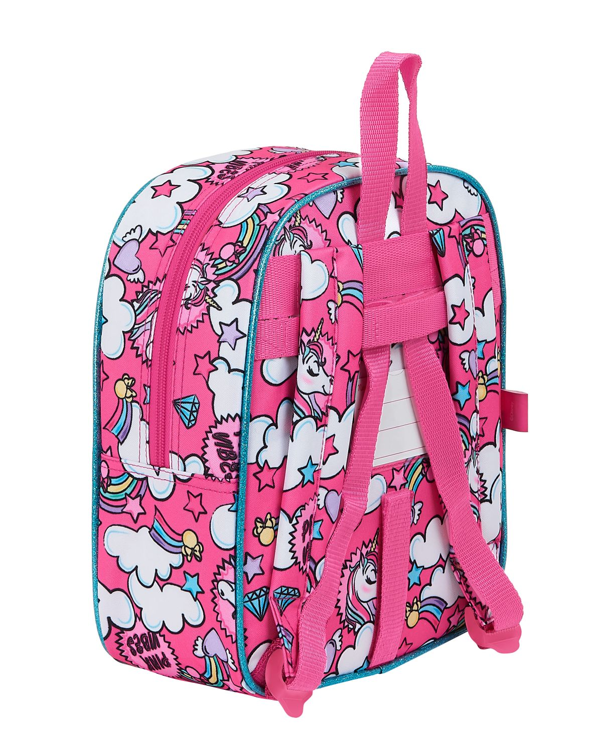 Disney MINNIE MOUSE UNICORNS Junior Backpack 27cm – image 2
