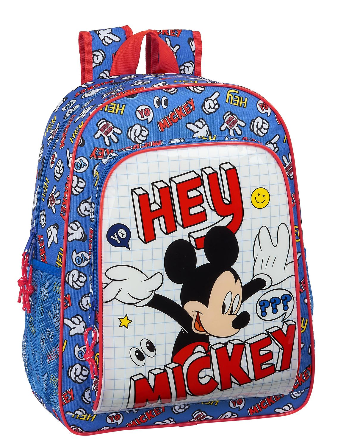 Disney MICKEY MOUSE THINGS Backpack Rucksack 42cm – image 1