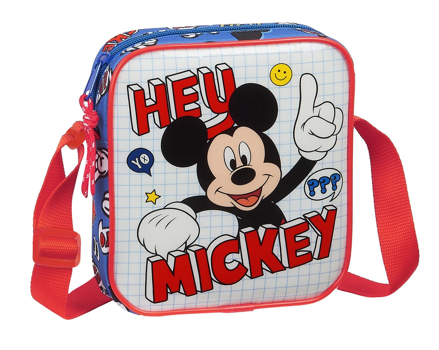 Disney MICKEY MOUSE THINGS Shoulder Bag 18cm – image 1
