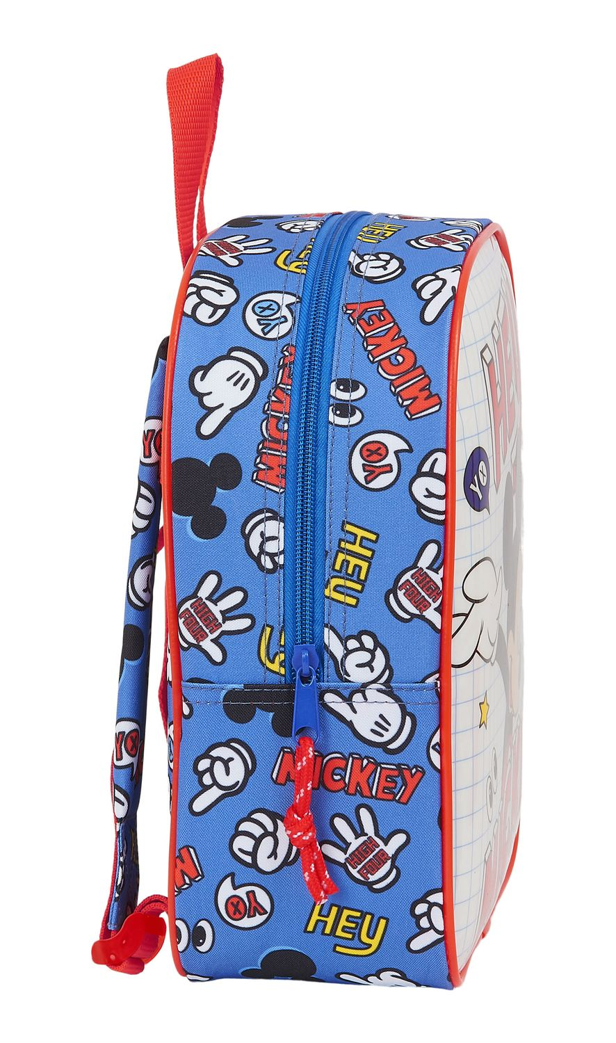 Disney MICKEY MOUSE THINGS Junior Backpack 27cm – image 3