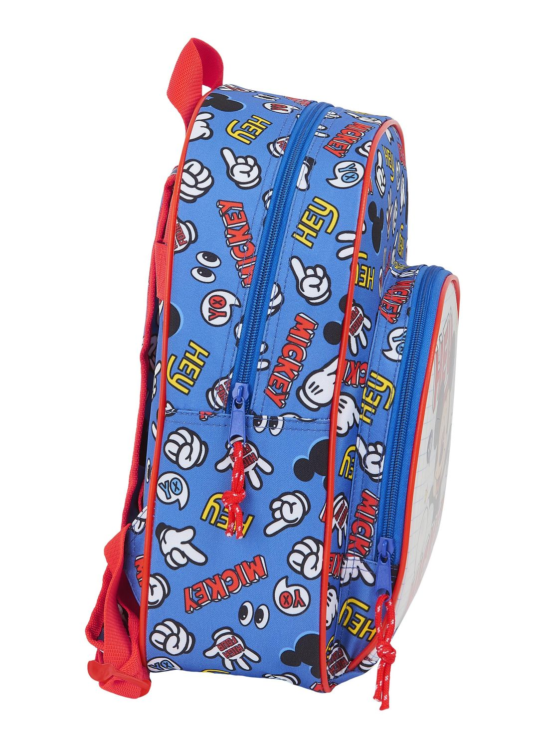 Disney MICKEY MOUSE THINGS Backpack Rucksack 34cm  – image 4