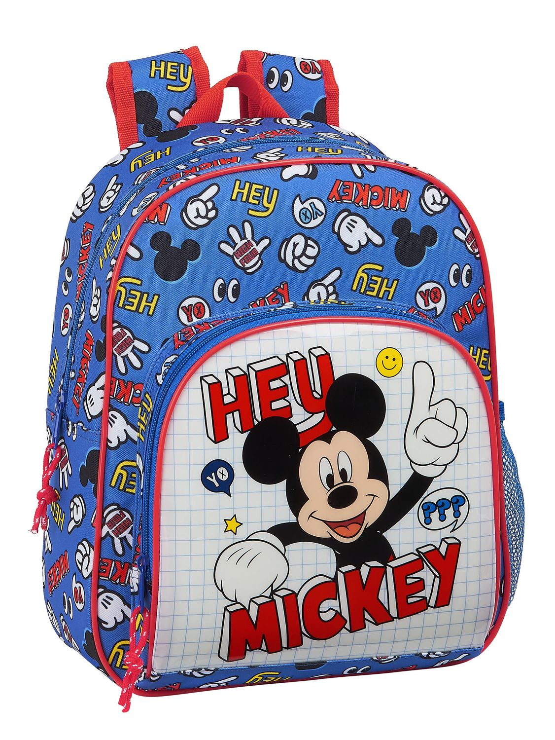 Disney MICKEY MOUSE THINGS Backpack Rucksack 34cm  – image 1