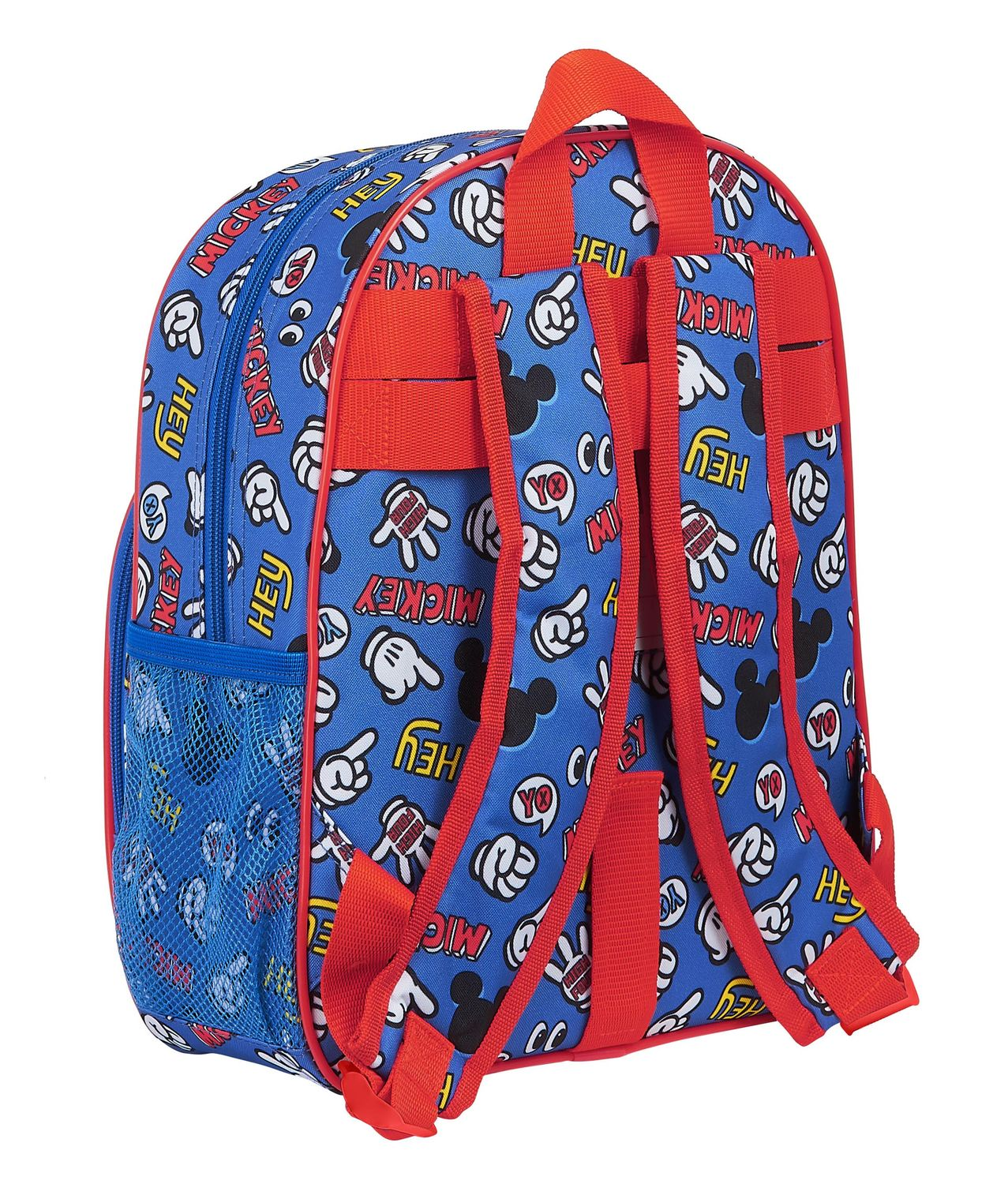 Disney MICKEY MOUSE THINGS Backpack Rucksack 34cm  – image 2