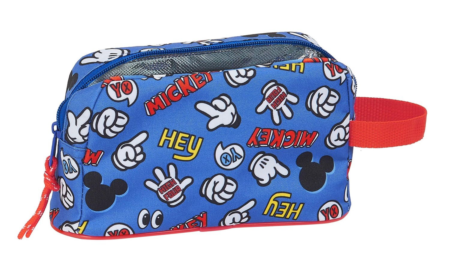 Disney MICKEY MOUSE THINGS Insulated Thermal Lunch Bag – image 2