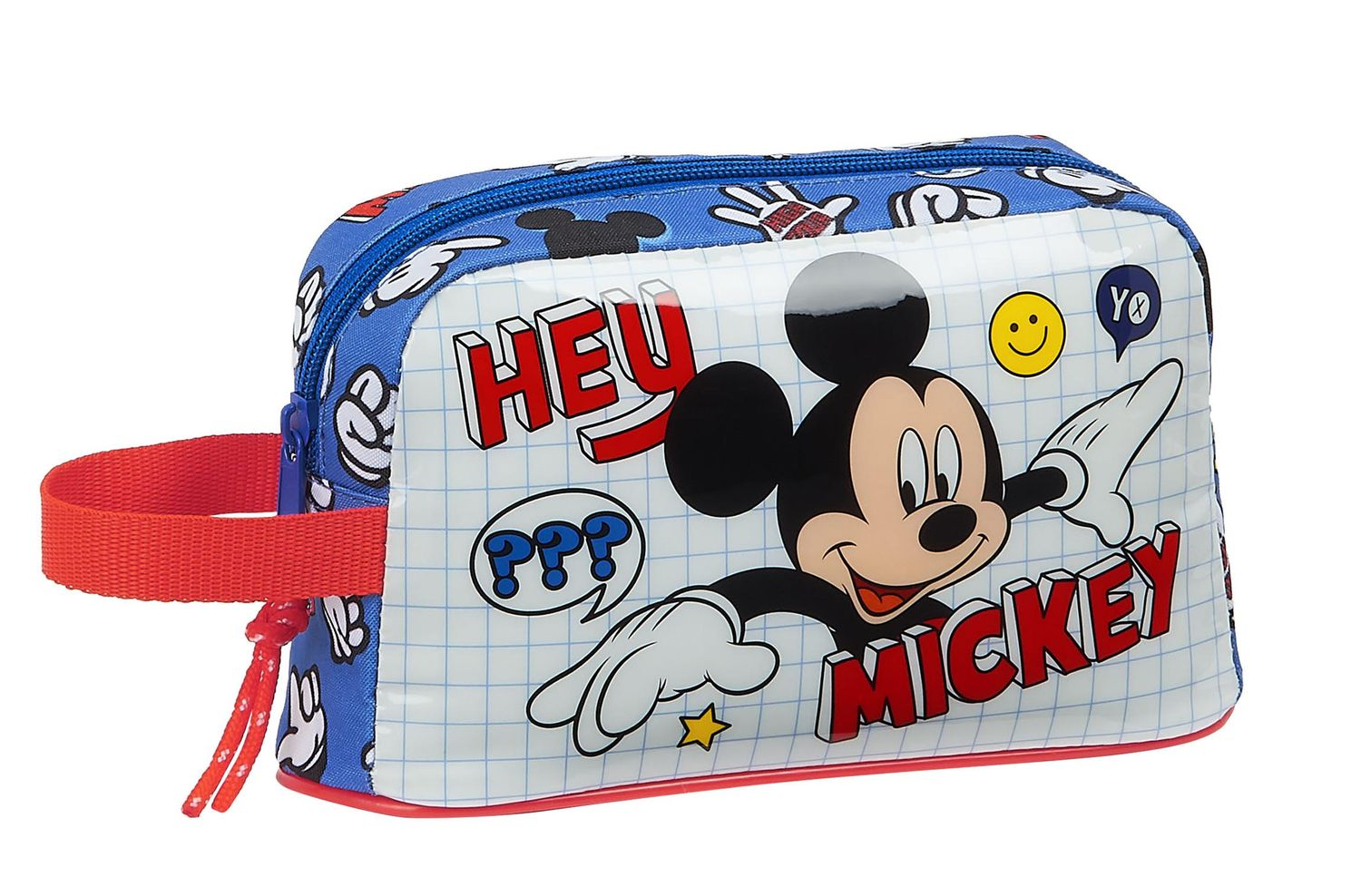 Disney MICKEY MOUSE THINGS Insulated Thermal Lunch Bag – image 1