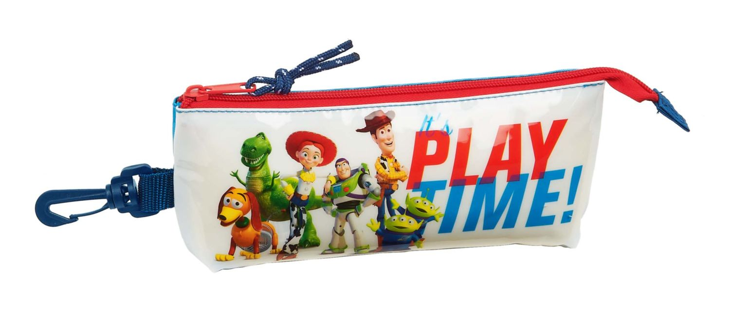 TOY STORY 4 PLAY TIME Triangular Pencil Case – image 1