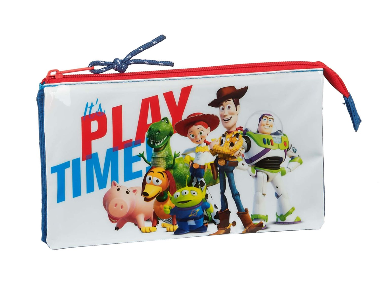 TOY STORY 4 PLAY TIME Triple Pencil Case – image 1