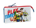 TOY STORY 4 PLAY TIME Triple Pencil Case 001