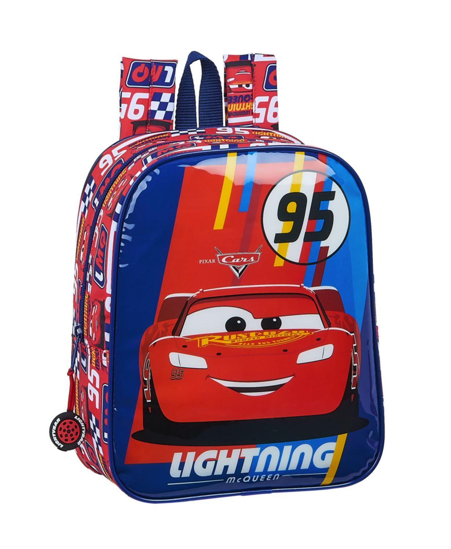 Disney CARS RACING BLOCK Junior Backpack 27cm – image 1