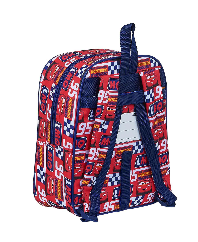 Disney CARS RACING BLOCK Junior Backpack 27cm – image 2
