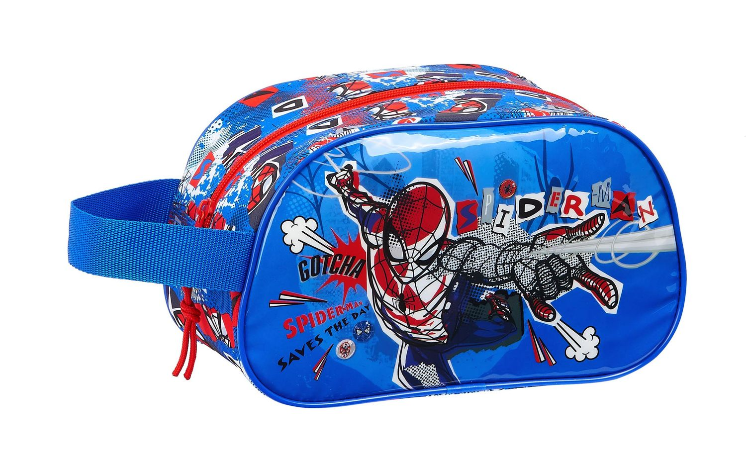 SPIDERMAN PERSPECTIVE Toiletry Travel Bag – image 1