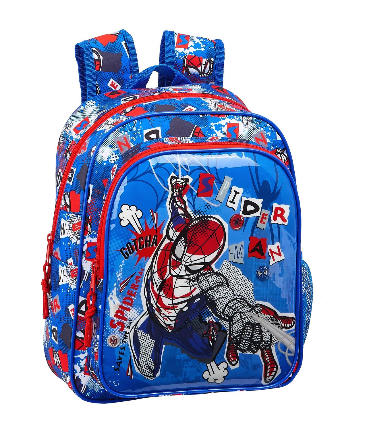 SPIDERMAN PERSPECTIVE Backpack Rucksack 34cm  – image 1