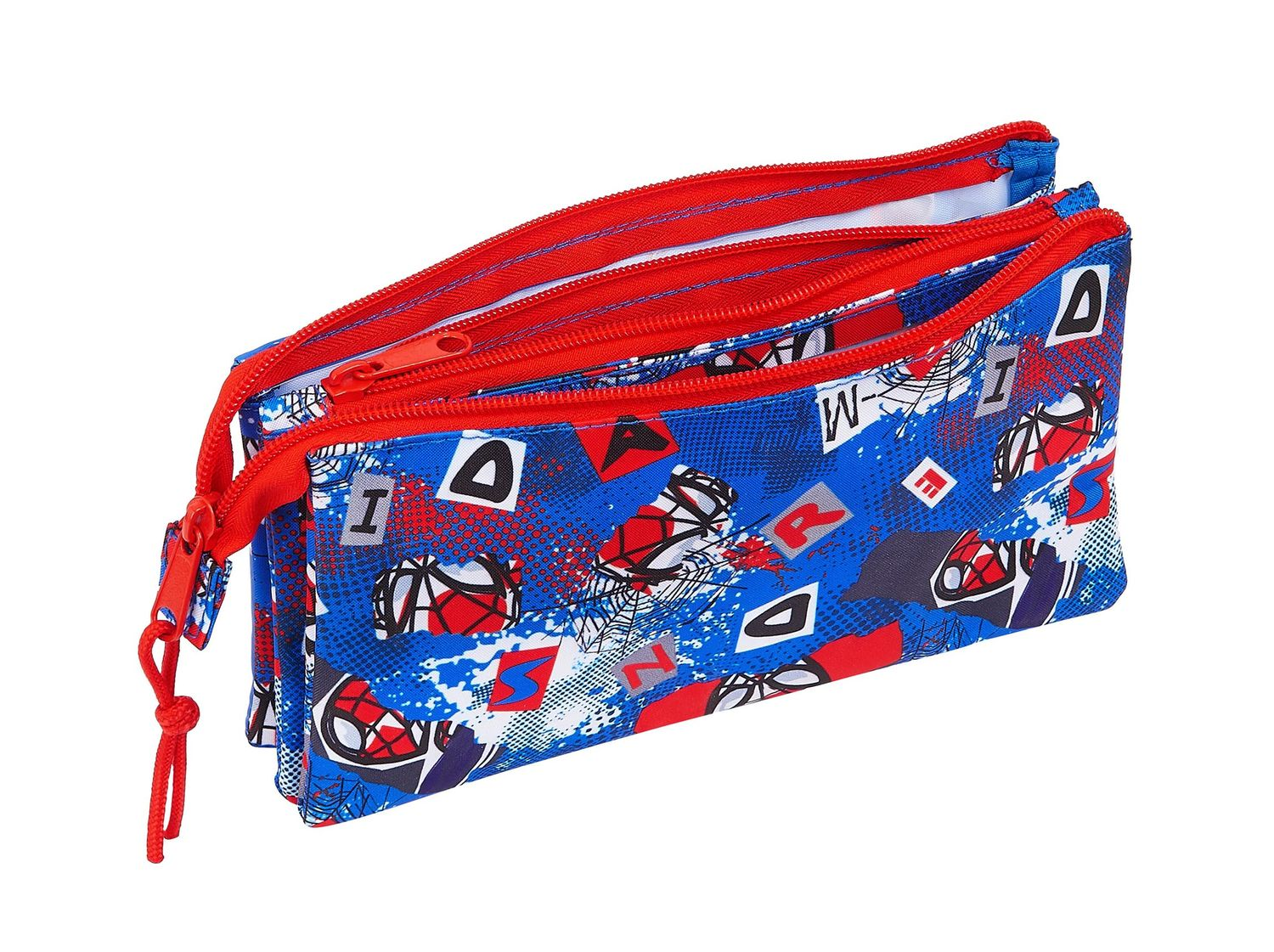 SPIDERMAN PERSPECTIVE Triple Pencil Case – image 2