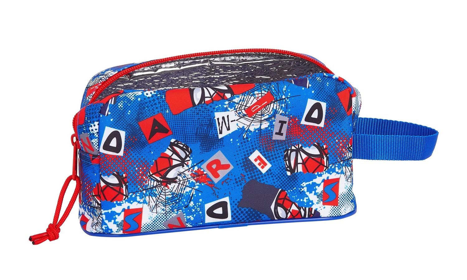 SPIDERMAN PERSPECTIVE Insulated Thermal Lunch Bag – image 2