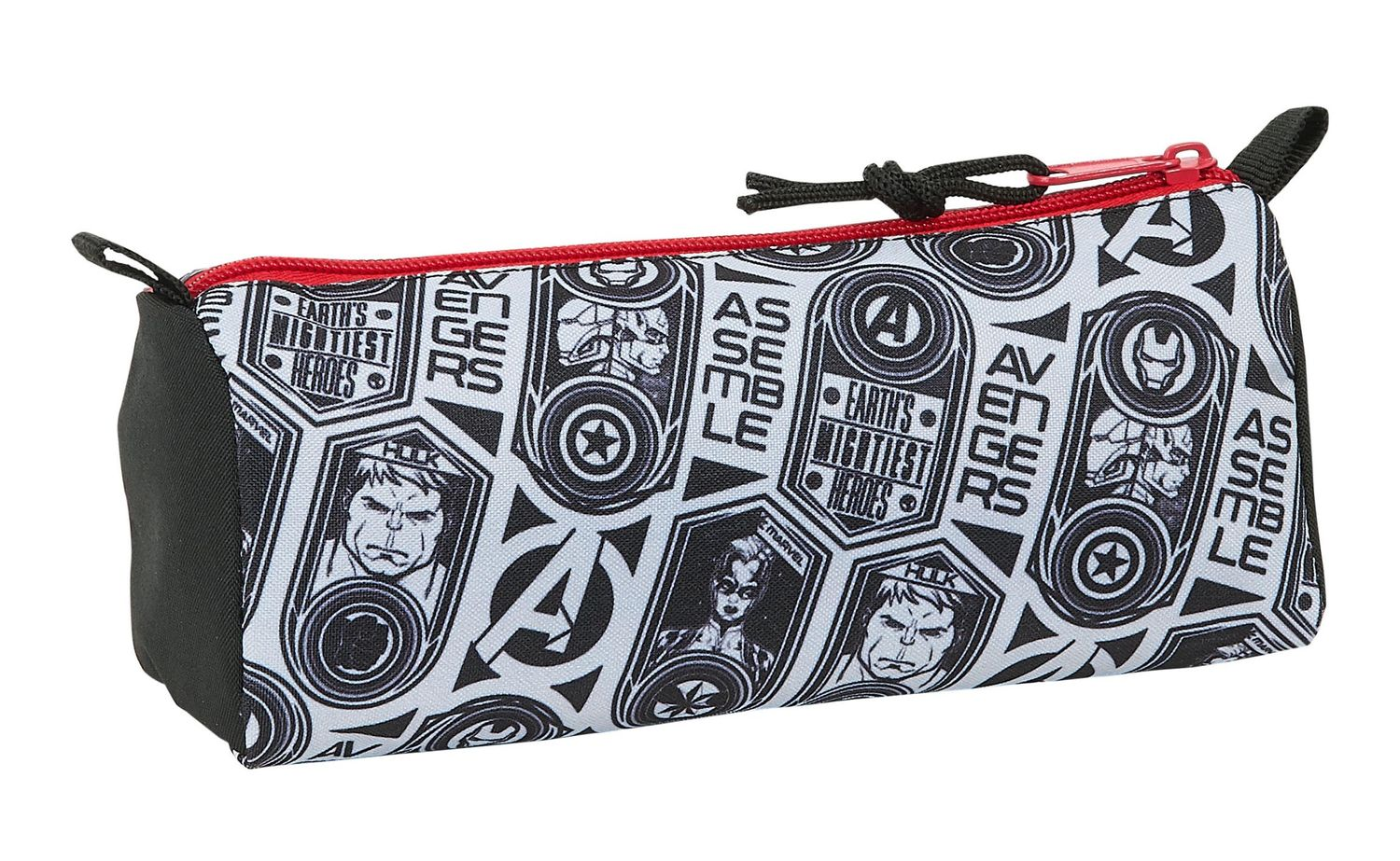 Marvel AVENGERS HEROES Square Pencil Case – image 2