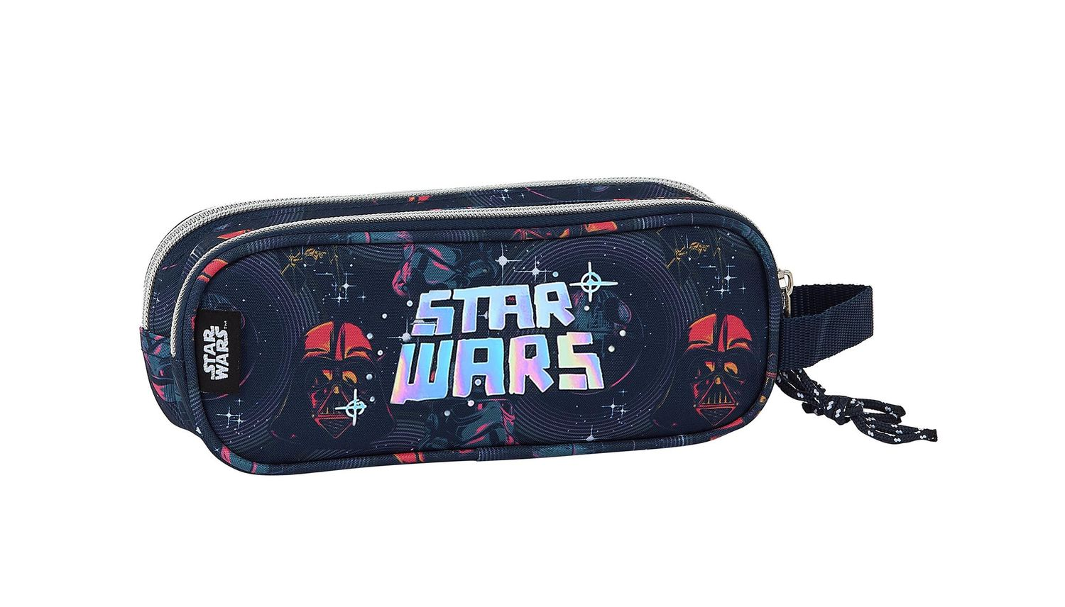 STAR WARS DEATH STAR Double Pencil Case 21 cm – image 1