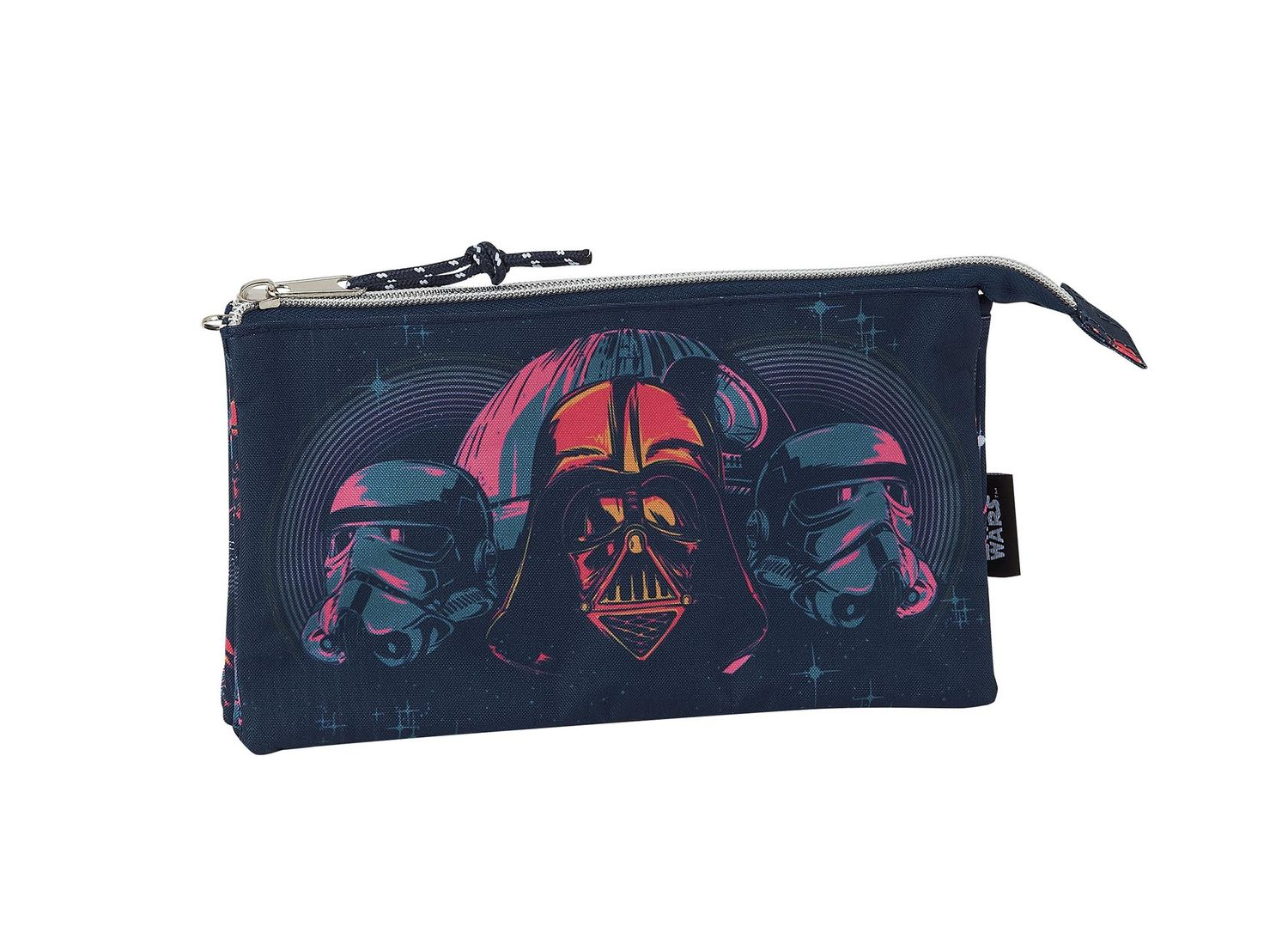 STAR WARS DEATH STAR Triple Pencil Case – image 1