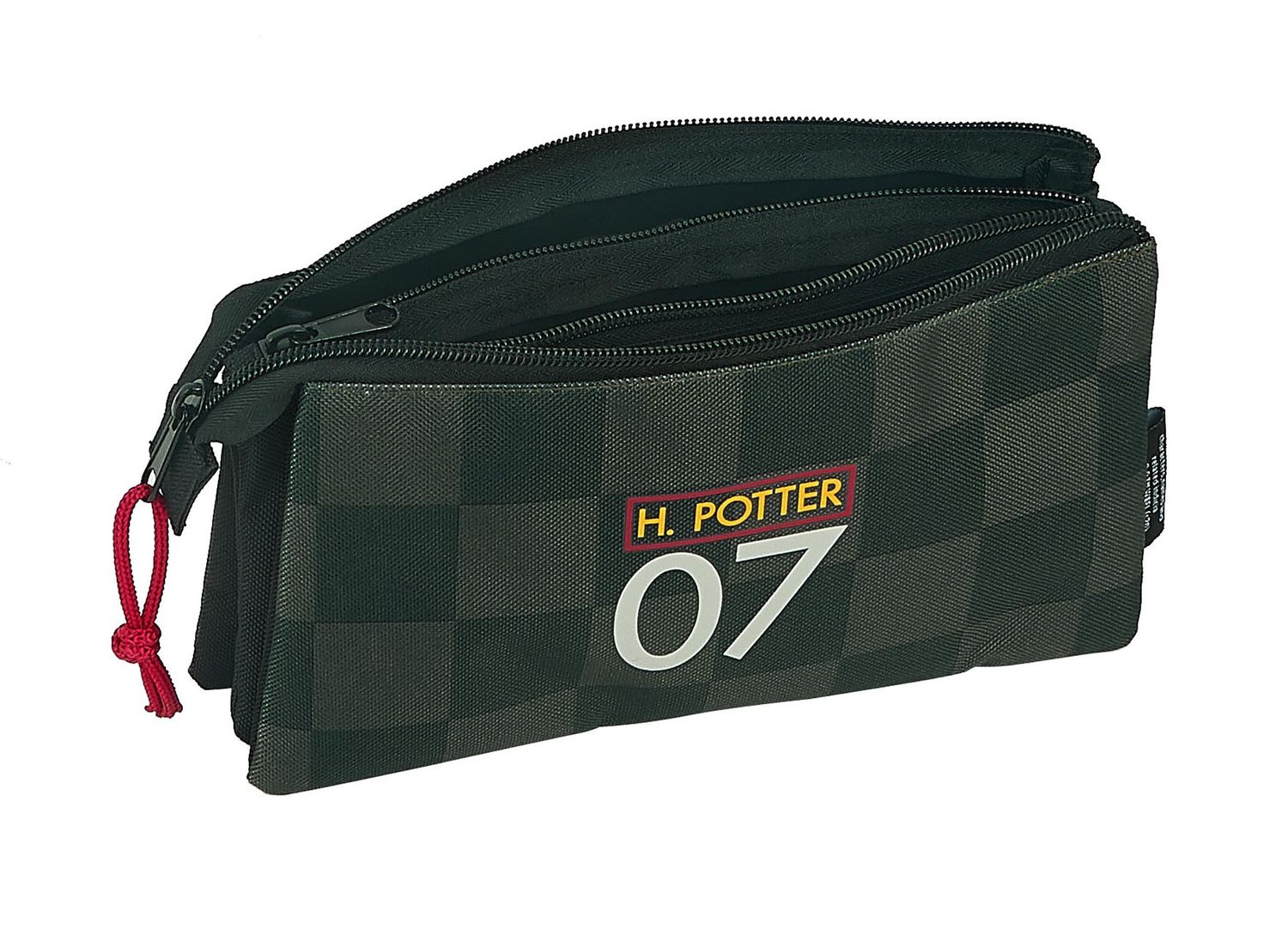 HARRY POTTER GRYFFINDOR Triple Pencil Case – image 2