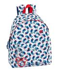 MINNIE MOUSE STYLE Backpack 42 cm 001