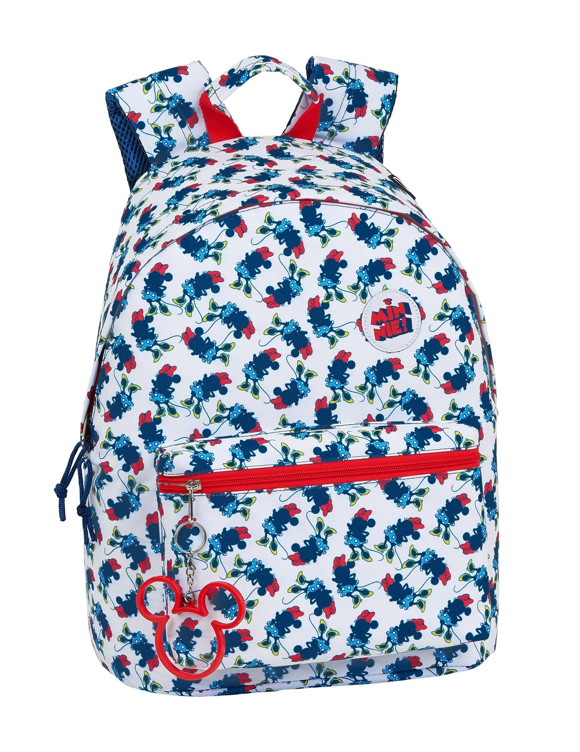 "MINNIE MOUSE STYLE Laptop Backpack 14,1"" 41 cm – image 1"