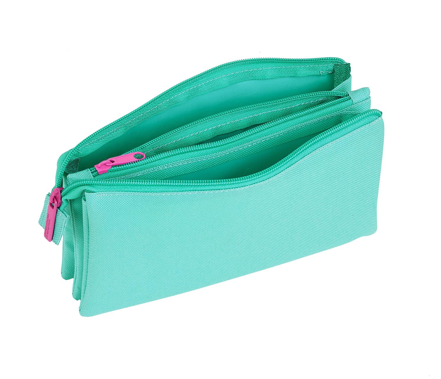 BENETTON GIRL Triple Pencil Case – image 2