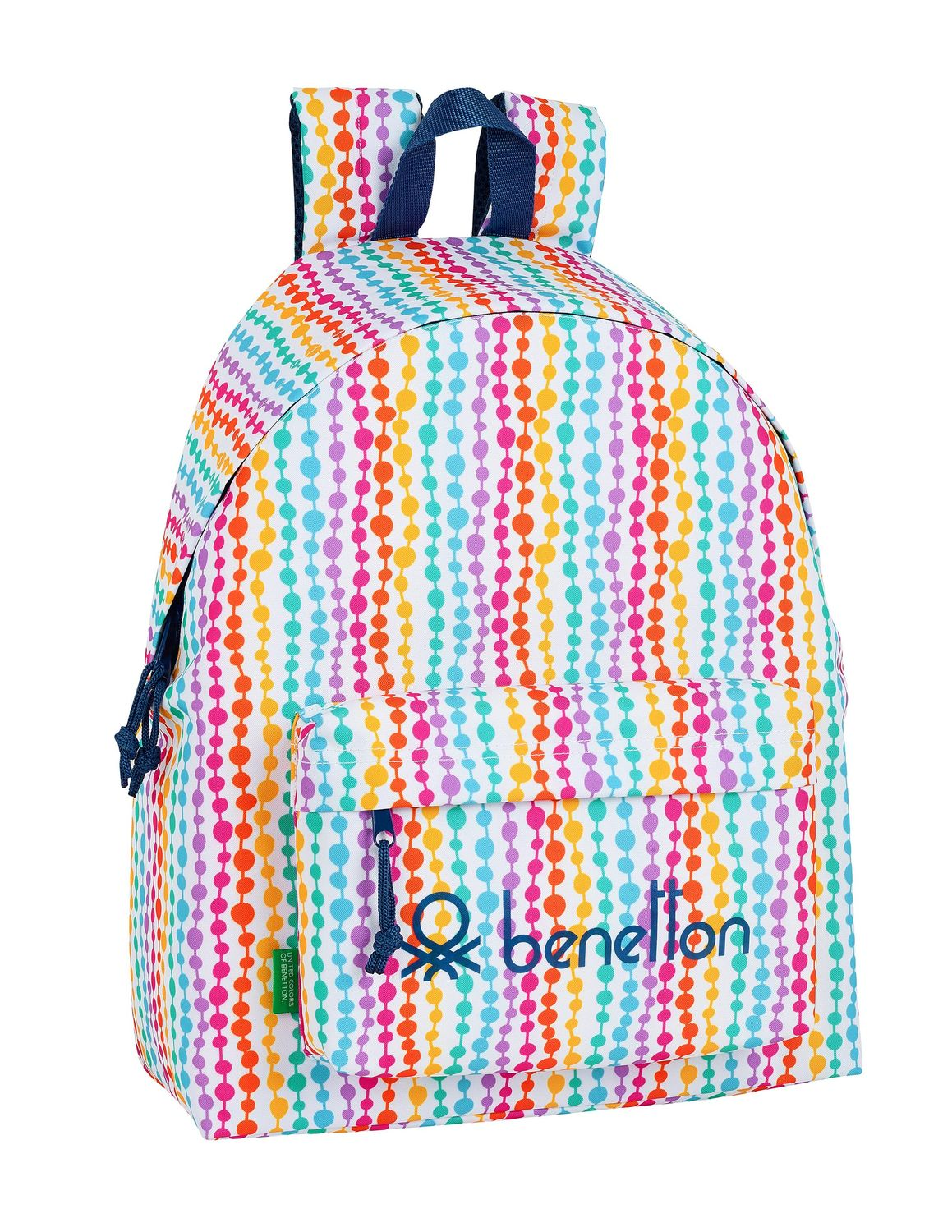 BENETTON PEARLS Backpack 42 cm – image 1