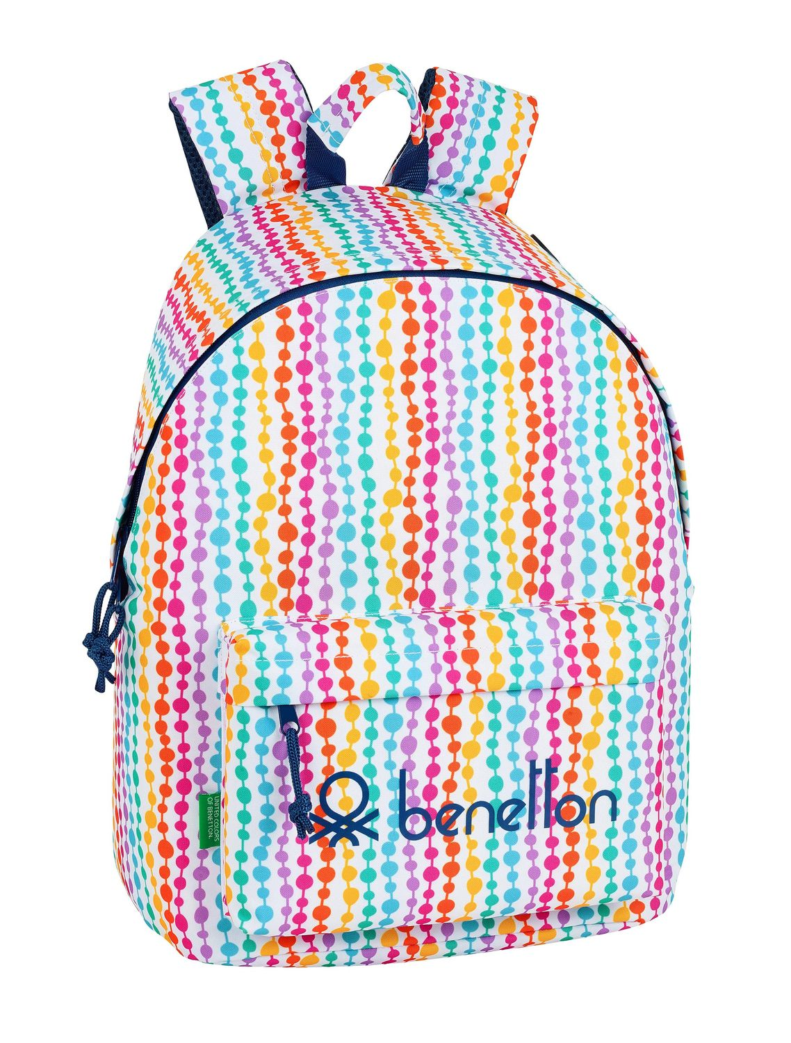 "BENETTON PEARLS Laptop Backpack 14,1"" 41 cm – image 1"