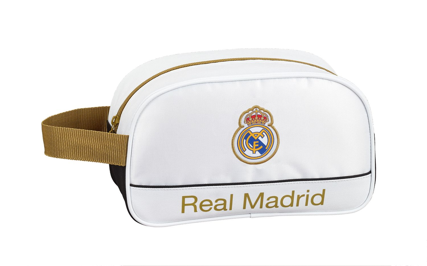 REAL MADRID 1st KIT 2020 Toiletry Travel Bag 26cm – image 1