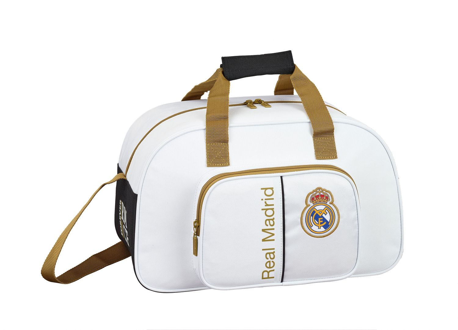 REAL MADRID 1st KIT 2020 Sports Holdall Bag 40cm – image 1