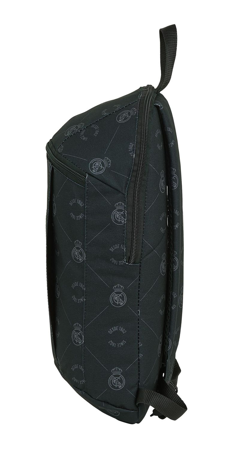 REAL MADRID BLACK Edition Backpack Rucksack 39cm – image 2