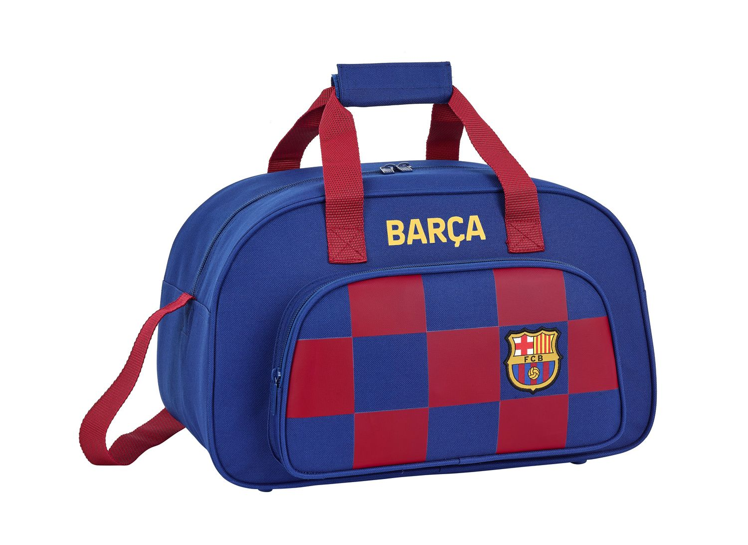F.C. BARCELONA 1st KIT 2020 Sports Holdall Bag 40cm – image 1