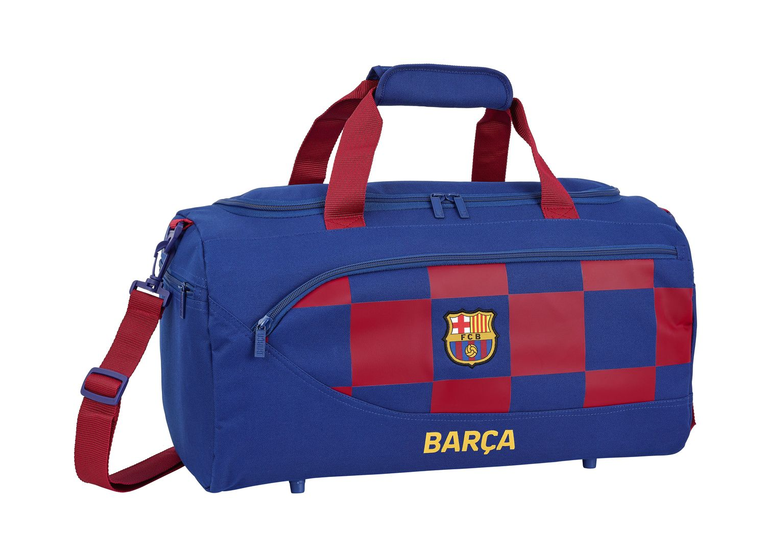 F.C. BARCELONA 1st KIT 2020 Sports Holdall Bag 50cm – image 1