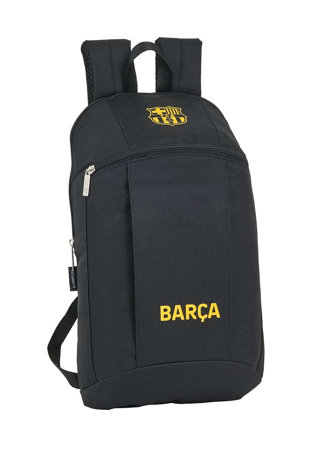 F.C. BARCELONA BLACK Backpack Rucksack 39cm  – image 1