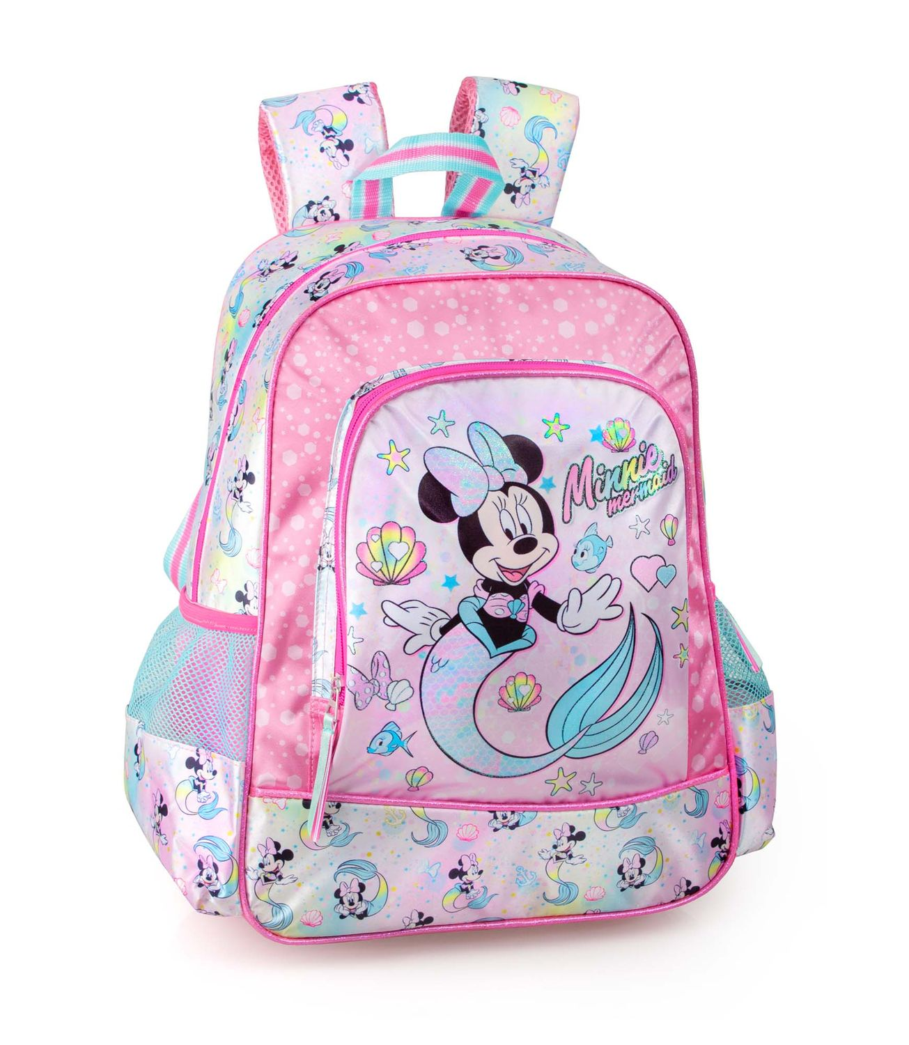 Backpack MINNIE MOUSE MERMAID Large – image 1