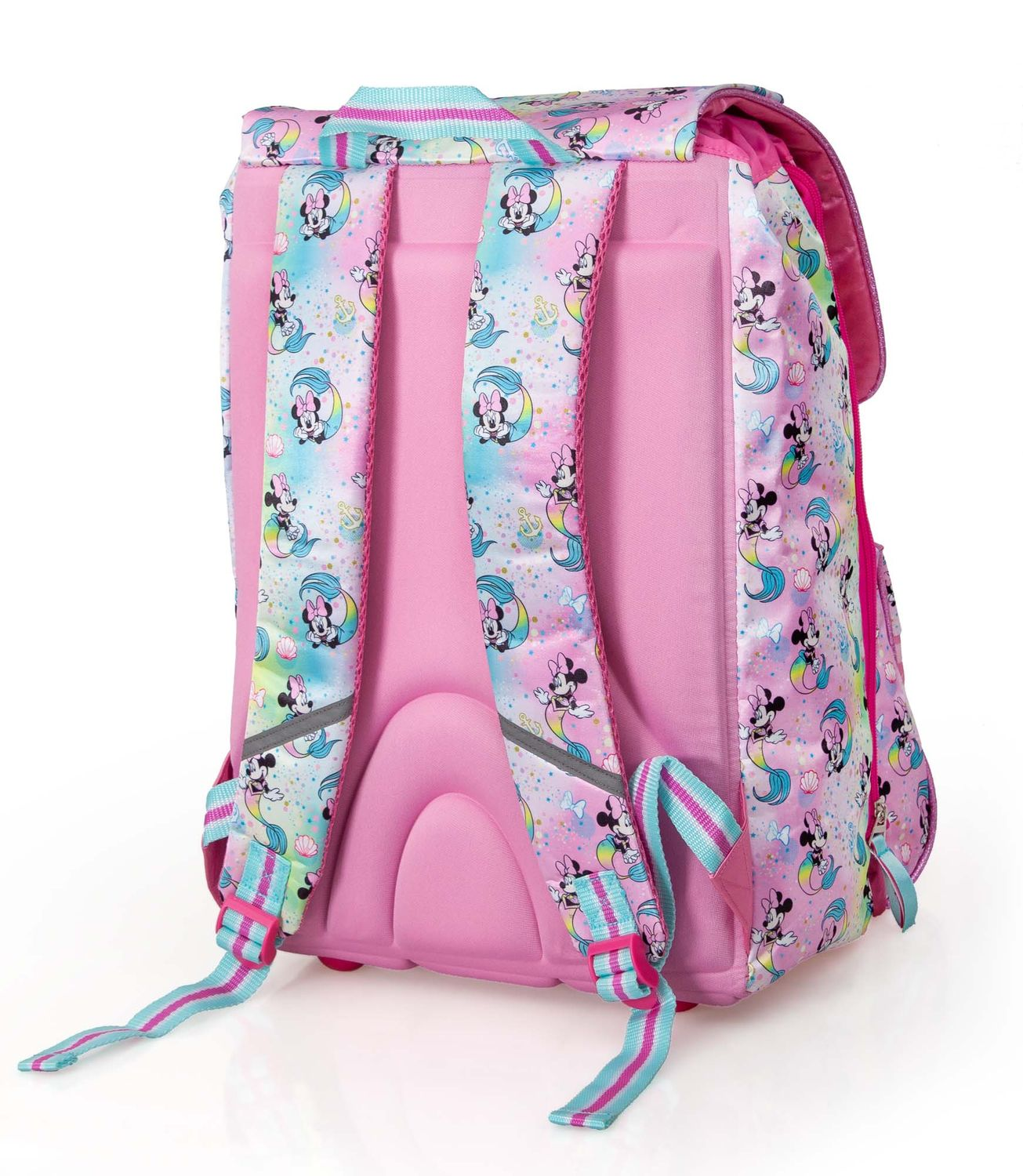 Extensible Backpack MINNIE MOUSE MERMAID – image 2
