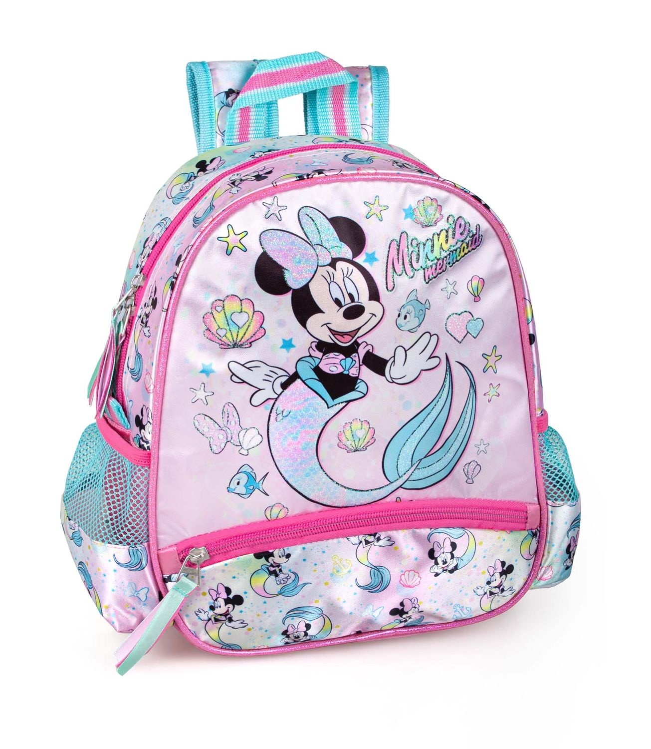 Junior Backpack MINNIE MOUSE MERMAID – image 1