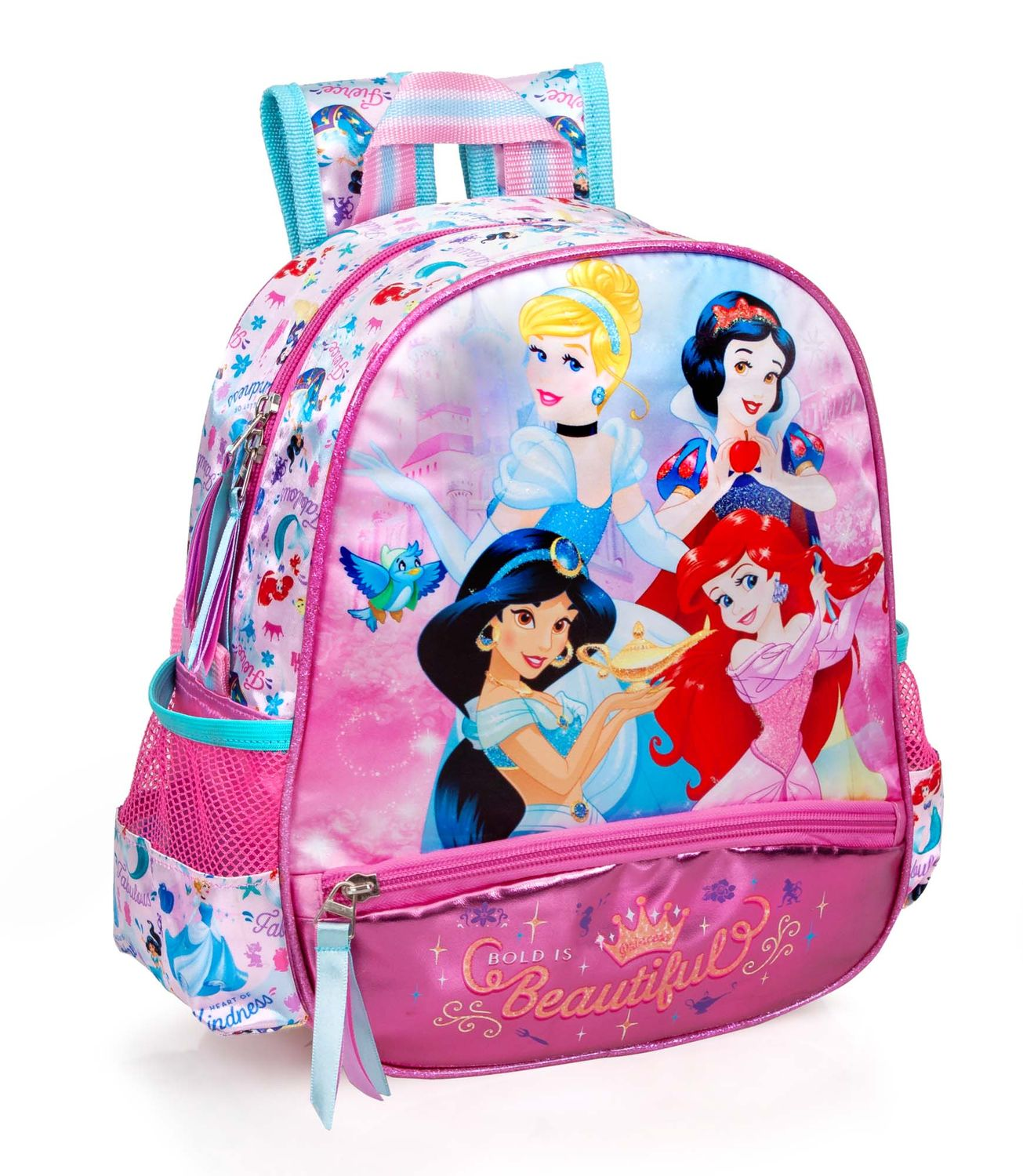 Junior Backpack Disney Princess Beautiful Beautiful – image 1